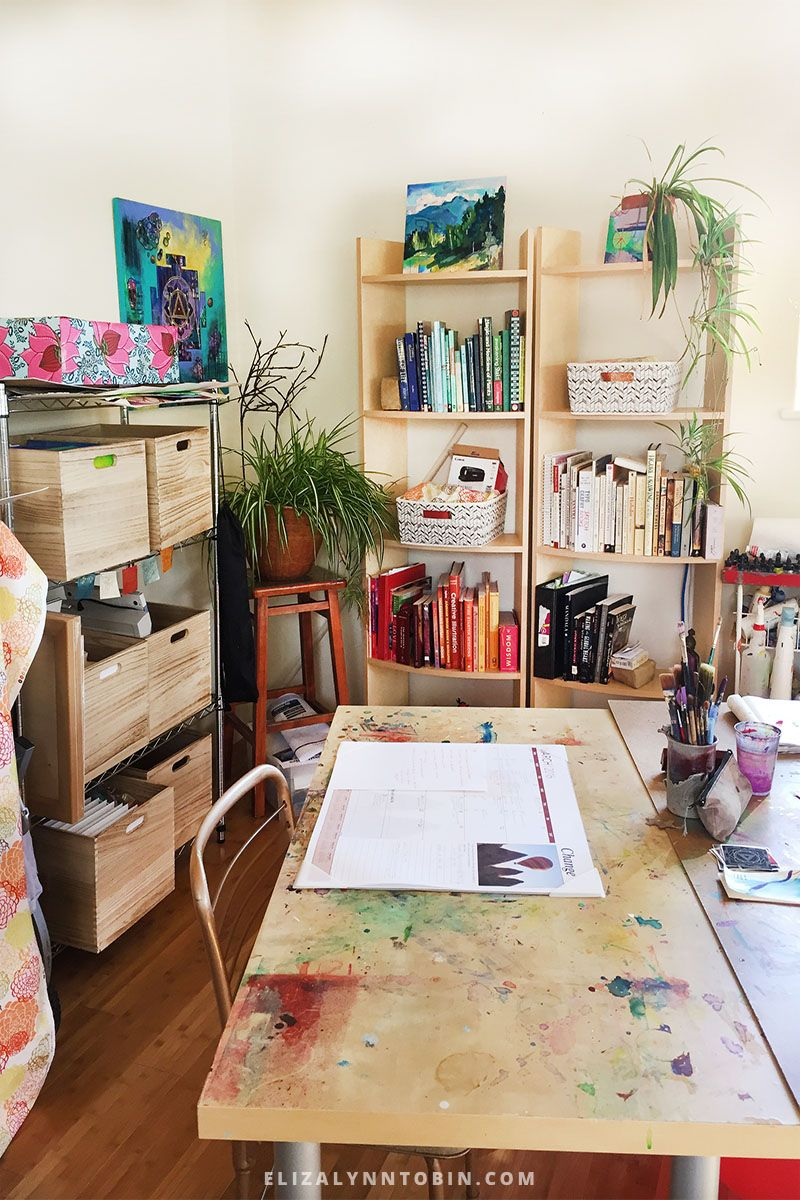 Feng Shui Your Way to a Creative Workspace (7 fantastic