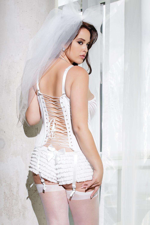 Stunning Plus Size Wedding Corset From Www Sdontcry Co Uk
