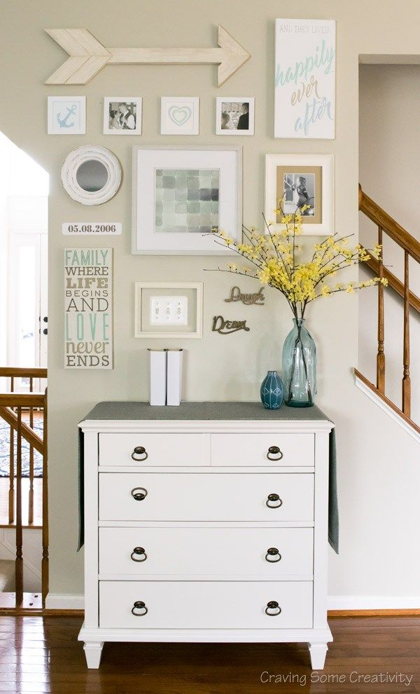 Great Ideas -- 20 Neutral DIY Projects! Painted signs, Gallery