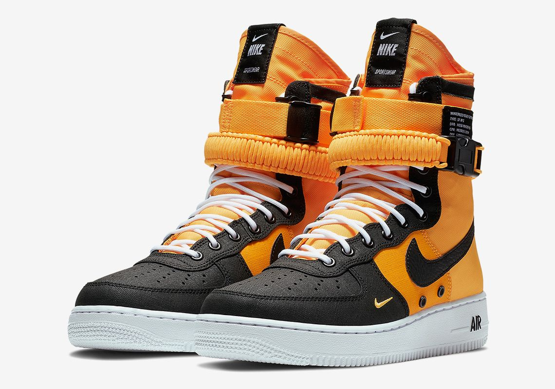 Nike SF-AF1 864024-800 Photos Release Info  thatdope  sneakers  luxury  dope   fashion  trending 5e0fd5b37