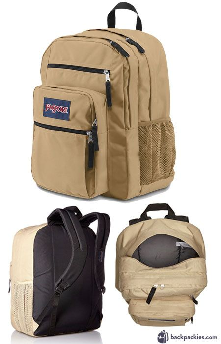 f7d286053565 Jansport Big Student Classic Backpack - Best Cheap Backpacks for College.  Read the full review