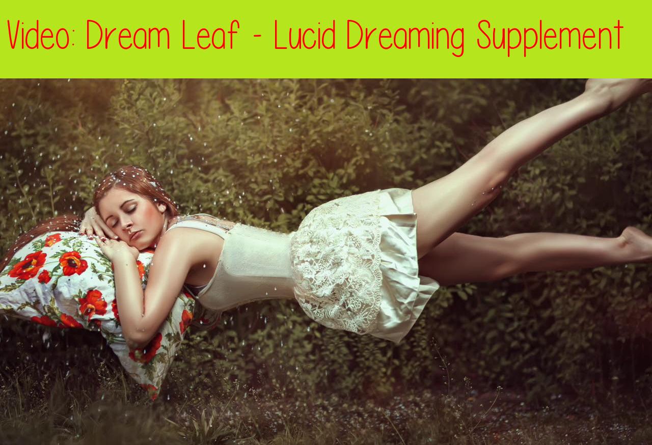 Dream Leaf Lucid Dreaming Supplement LucidDreaming
