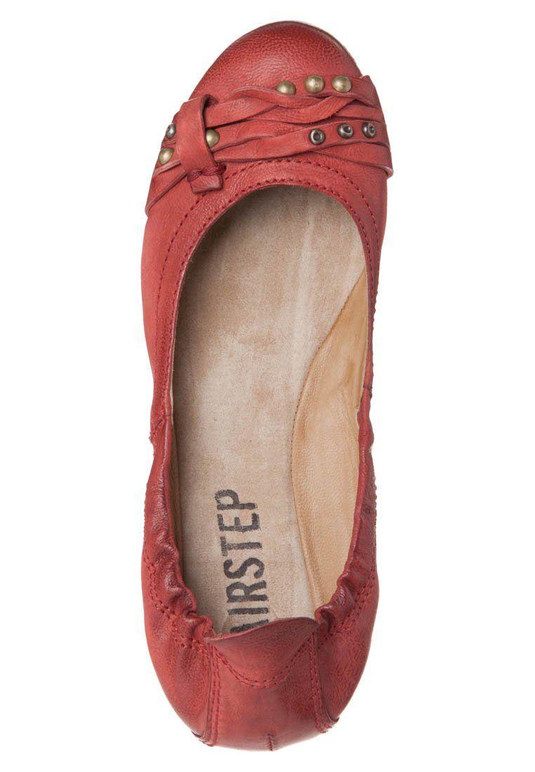 AirStep - Ballerina - Red