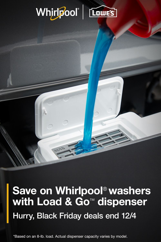 Pin on whirlpool washer