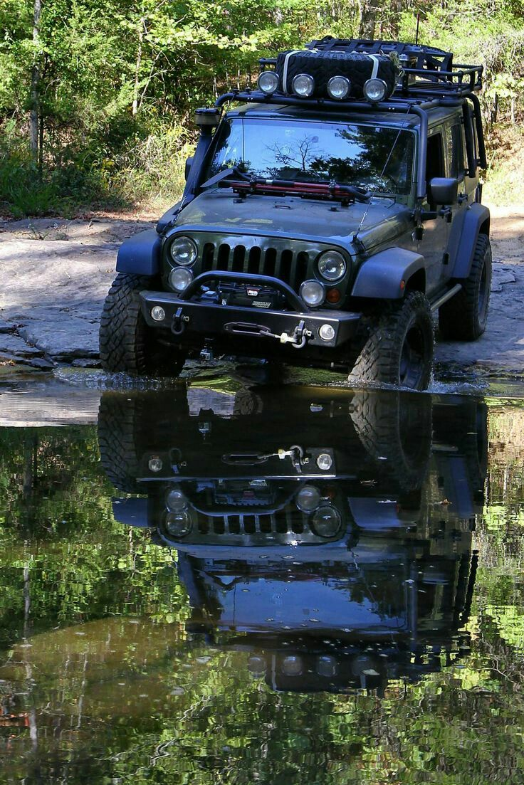 Extreme Interests Photo Jeep Wrangler Off Road Jeep Jk