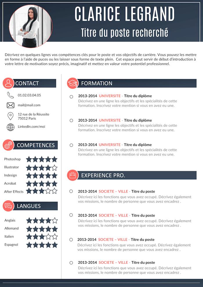 CV de Vendeur / Vendeuse | Exemple cv, Cv vendeur, Modèle ...