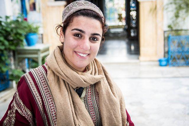 Tunisian ladies
