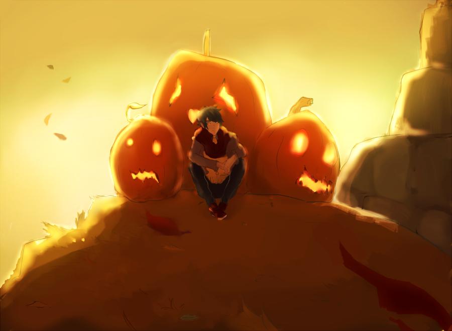 Pumpkin, Pumpkin by ForgetMeAgain.deviantart.com on @DeviantArt