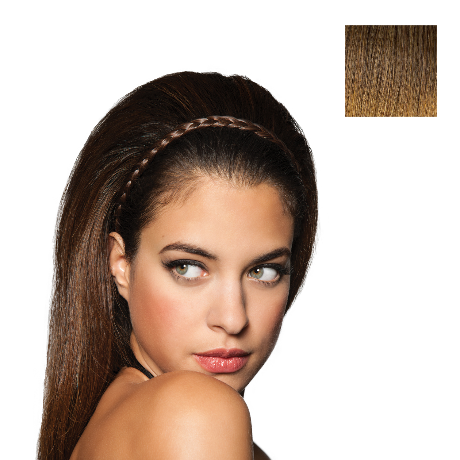 Hairdo French Braid Band Buttered Toast | Synthetic Hair Extensions