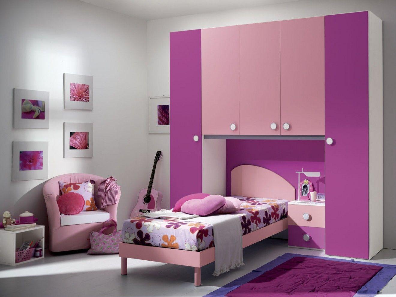 Design Camerette ~ Cameretta a ponte cecilia #bedrooms #camerette #furnishing #design
