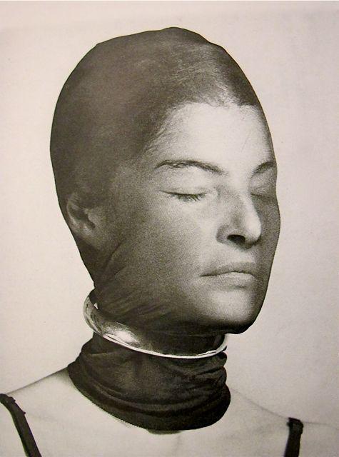 Juliet Man Ray photo by Man Ray (1945)