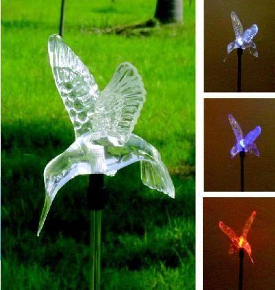 Captivating Solar  Powered Lights For The Garden