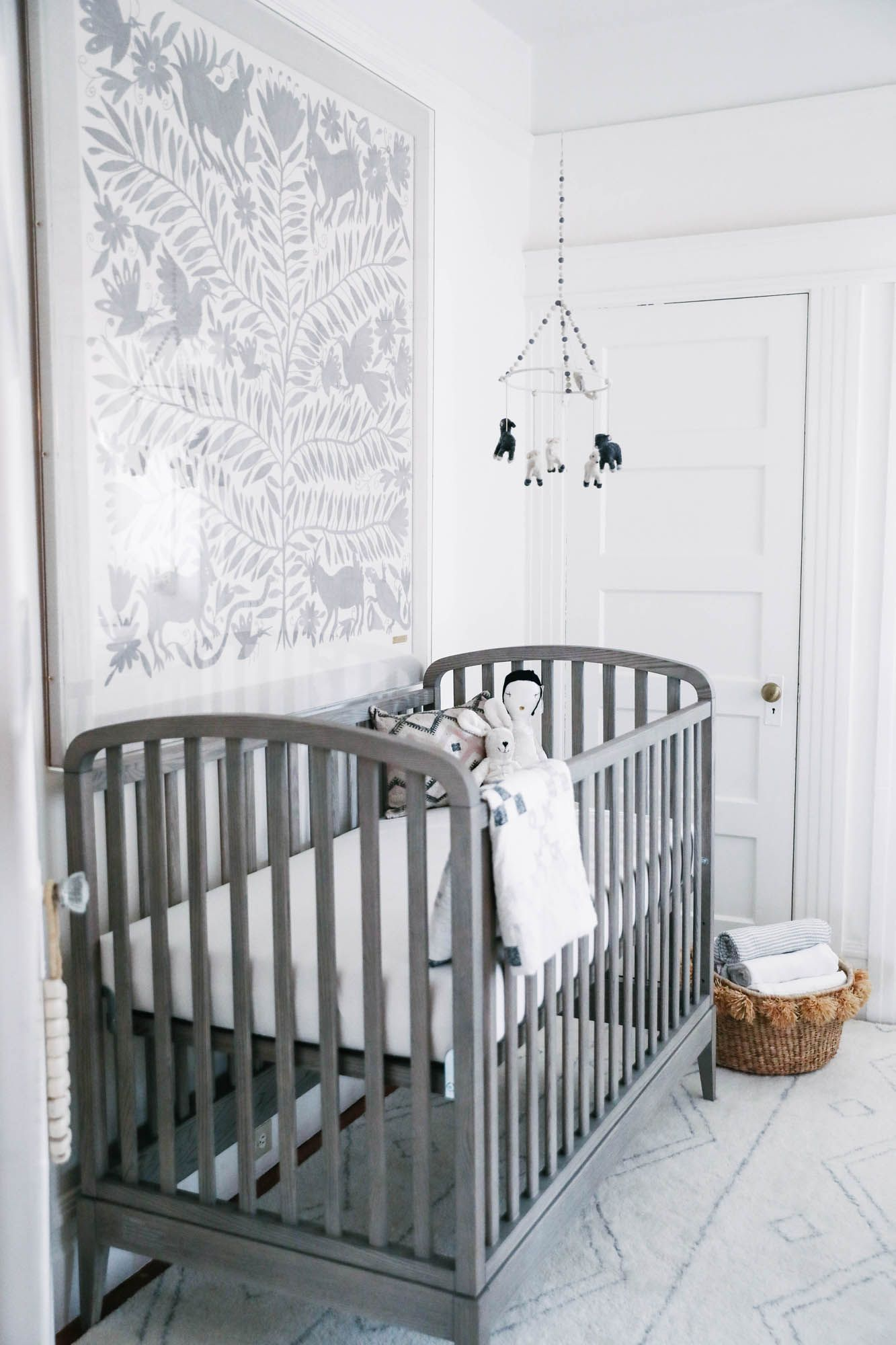 Inside A Second Sophisticated San Francisco Nursery