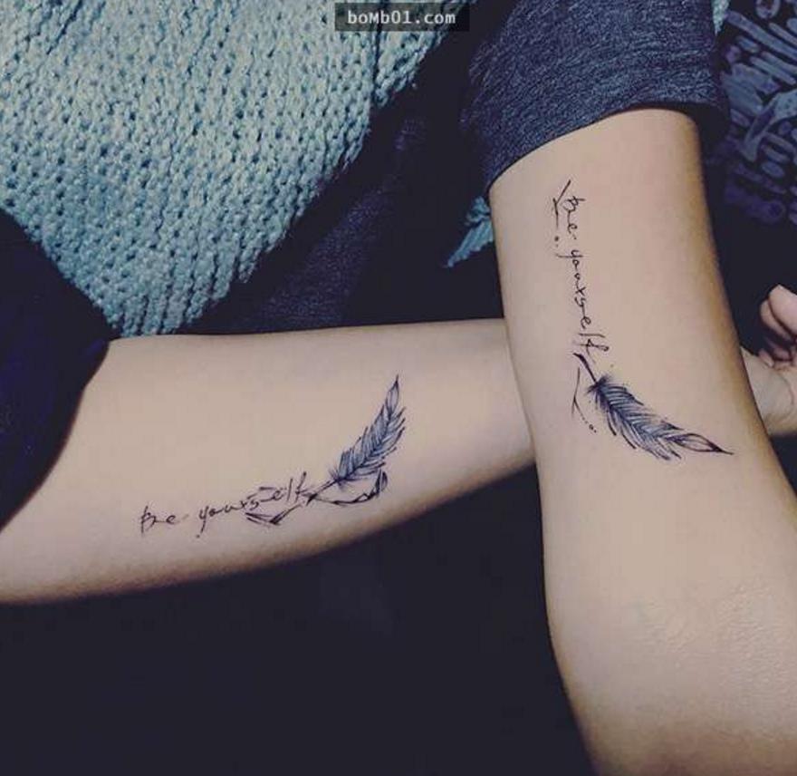25 idées de tatouages à faire entre sœurs! Ils sont tout simplement  magnifiques!