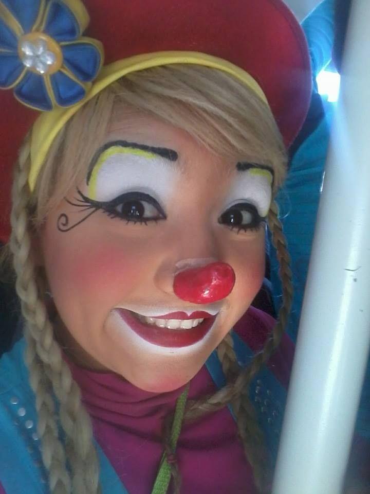 pin von katja winzer auf karneval pinterest clown schminke clown kost m und karneval schminken. Black Bedroom Furniture Sets. Home Design Ideas