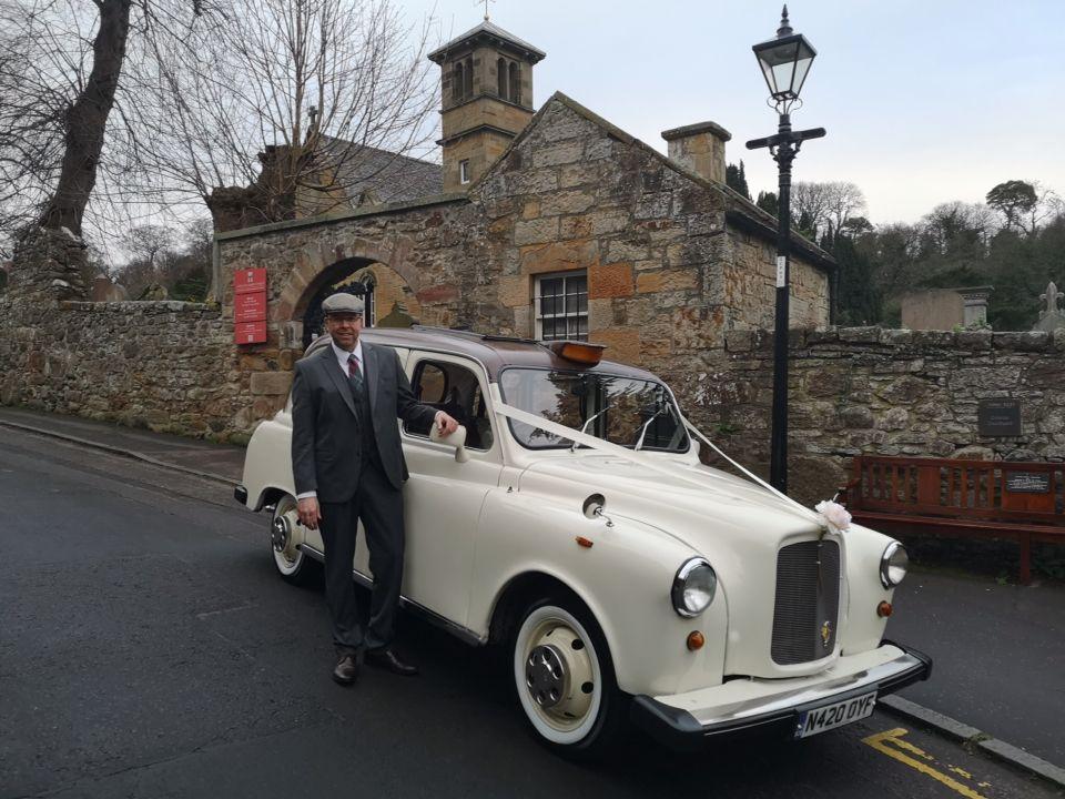 My Fayre Lady Wedding Car Hire Edinburgh Stunning Wedding Car Hire Vintage Car Wedding Wedding Car