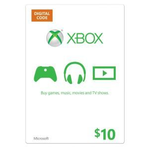 What Were Microsoft Points (And Boy Am I Glad They Just Use Dollars Now Instead): Xbox Gift Card