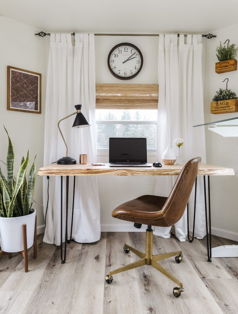 RV Home Office Inspiration #gypsysetup
