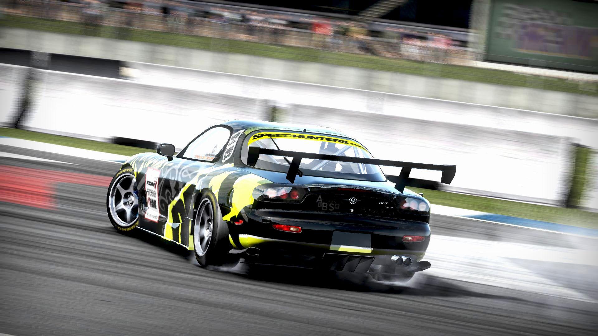 Smoke Mazda Drift Tuning Toyota Racing Cars Racing Cars