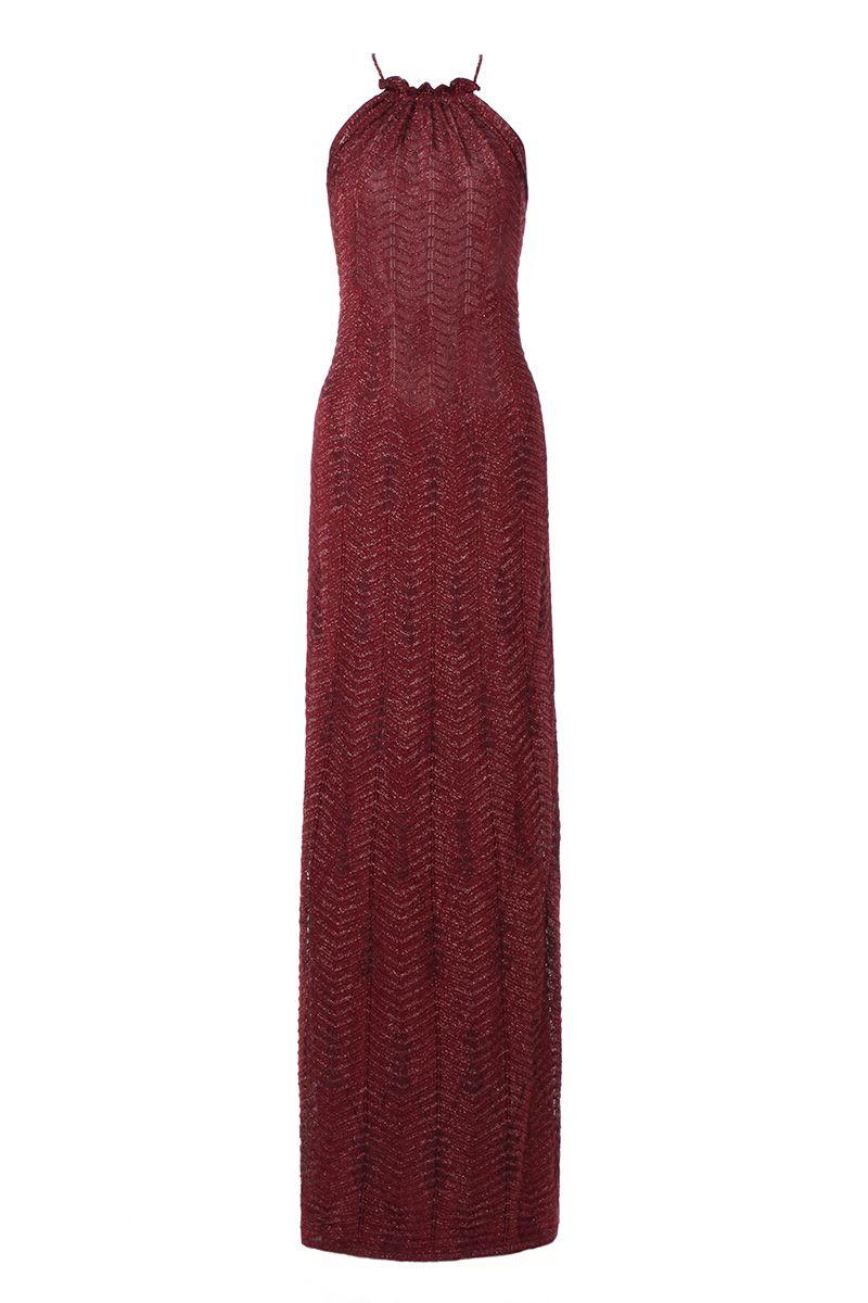 M-Missoni - LONG LUREX DRESS
