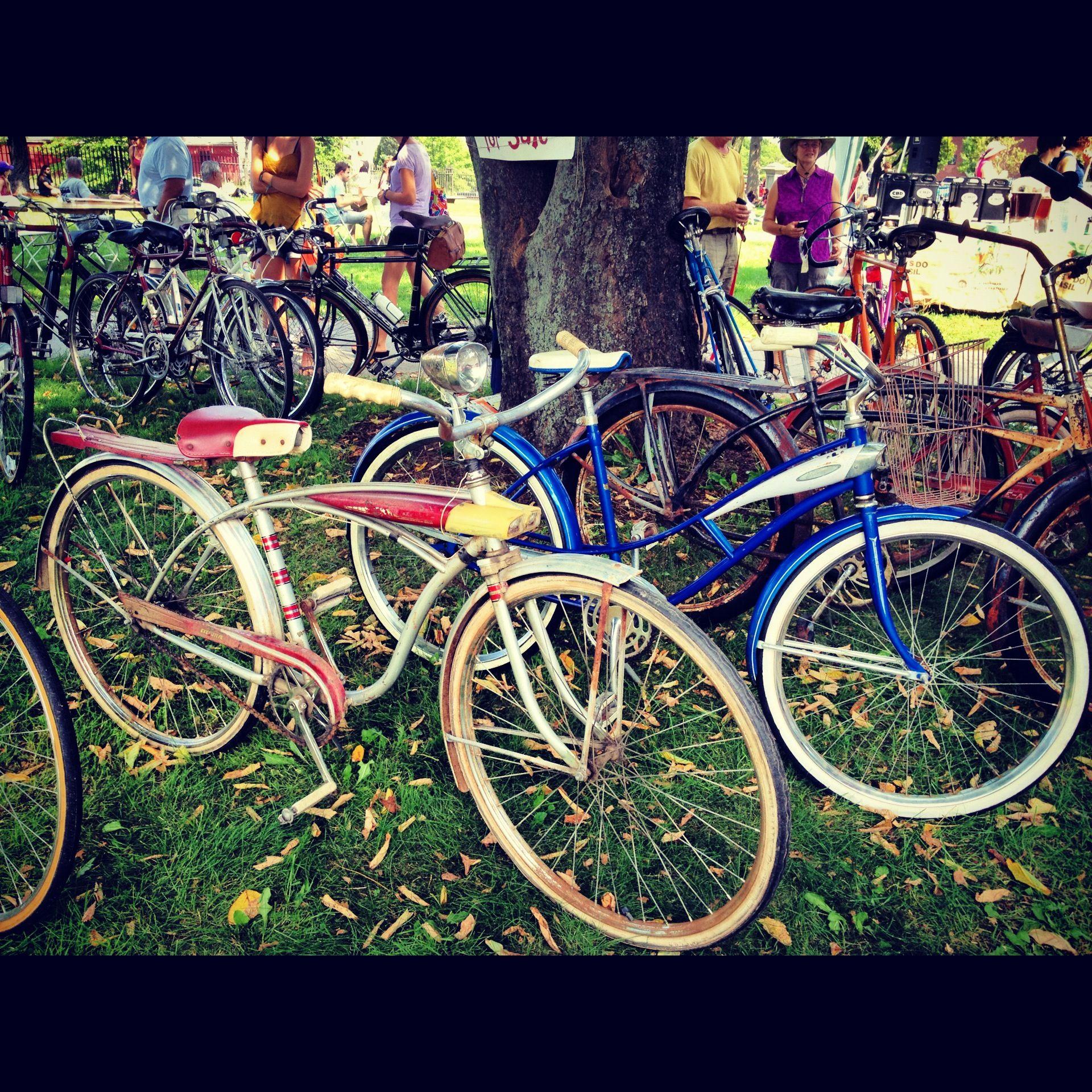 Portland, ME Vintage Bikes for Sale by Christine Reed