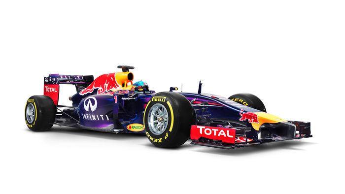Infiniti Red Bull Racing RB10