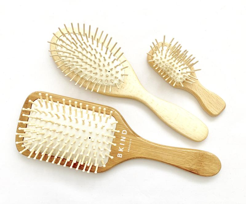 Hairbrush Hair Brush Wooden Brush Natural Hair Oils