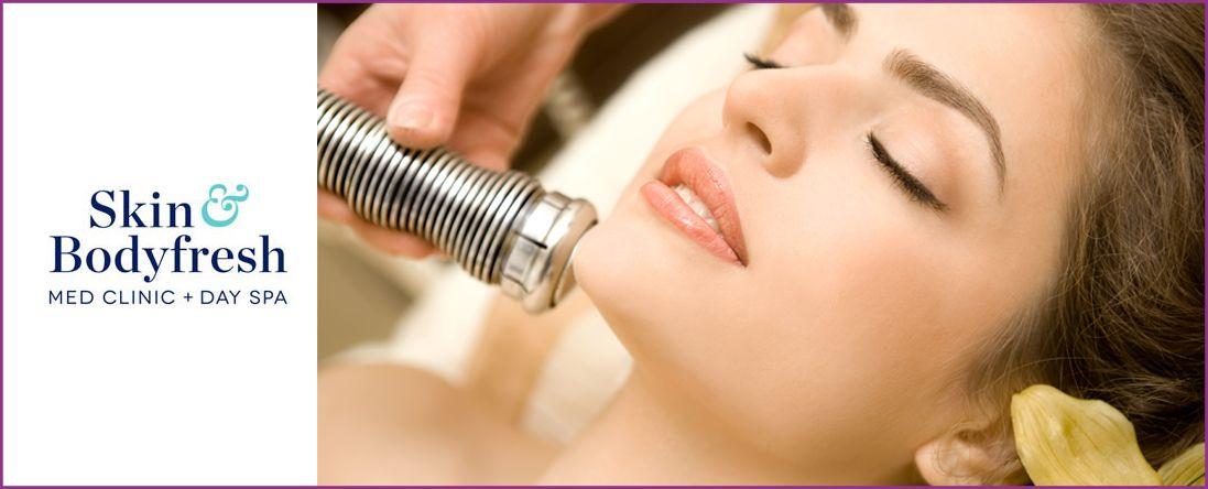 MicroNeedling at Skin & Bodyfresh Med Clinic + Day Spa