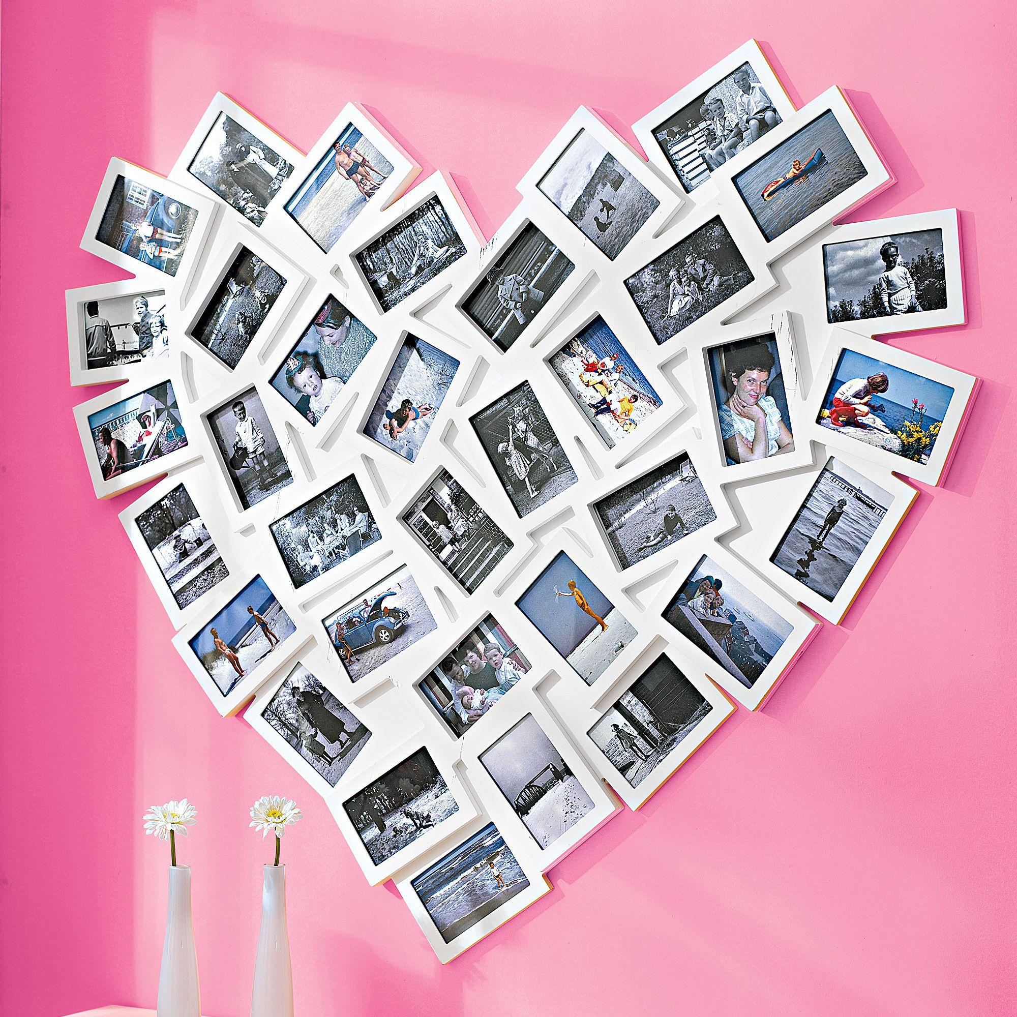 bilderrahmen maxi herz gingar heart home ideas pinterest bilderrahmen herzchen und. Black Bedroom Furniture Sets. Home Design Ideas