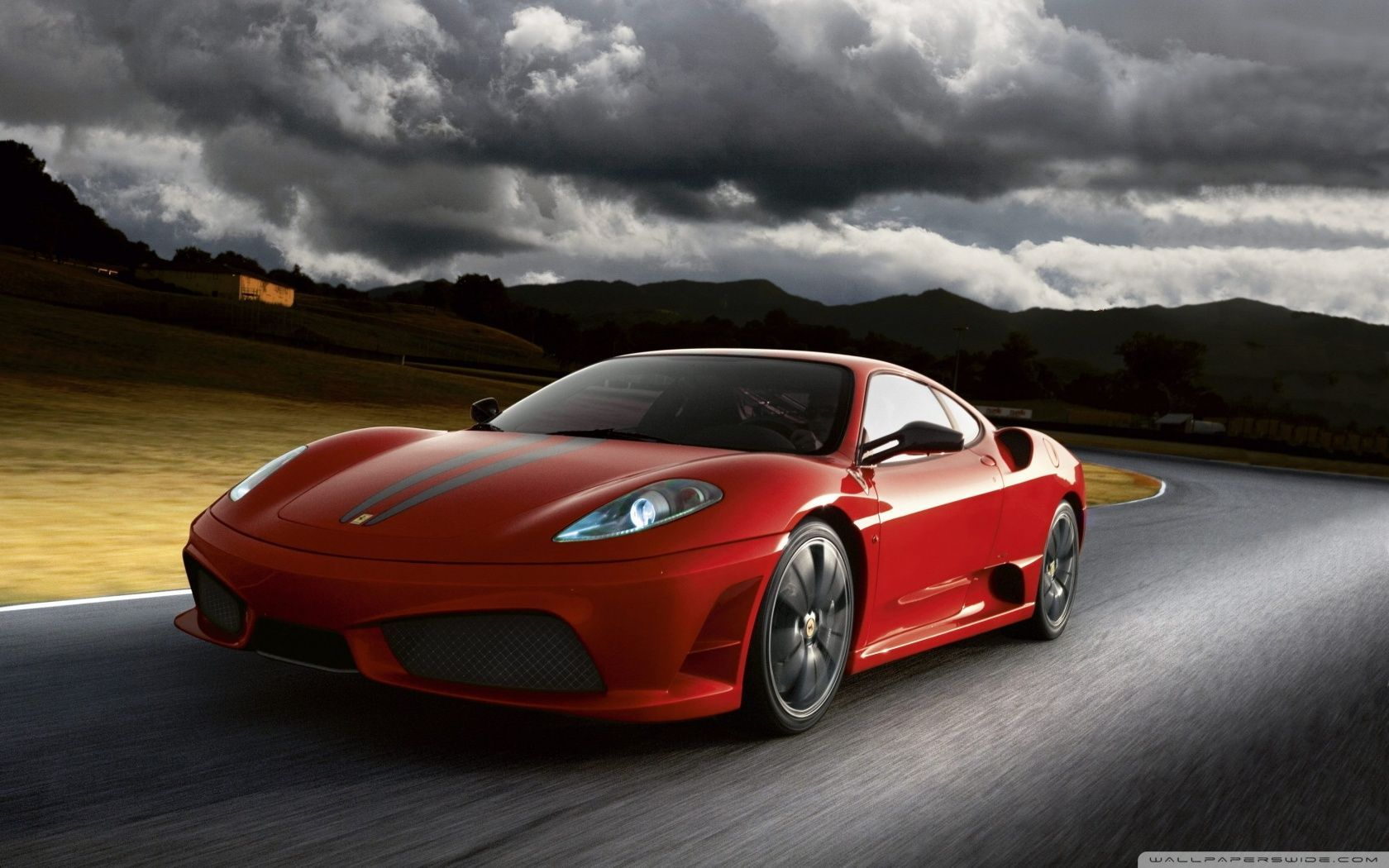 The Greatest V8 Ferraris Ever Super Cars Ferrari Supercars Wallpaper
