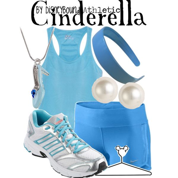Cinderella, created by lalakay on Polyvore