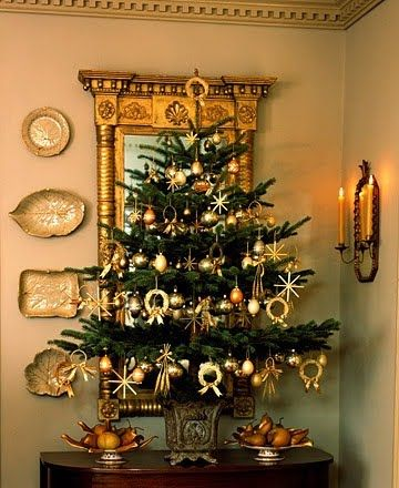 pretty Love christmas Pinterest Christmas tree, Small - how to decorate a small christmas tree