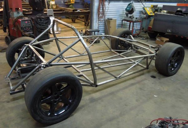 tube chassis mid engine