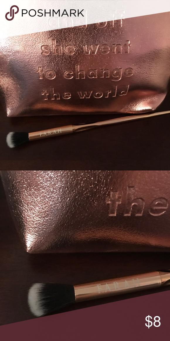 3/15 Farah brush new NWT Farah, Makeup tools brushes