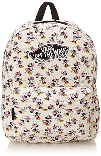 Vans Big Girls  Disney Backpack (Kid) - Minnie Mouse - One Size Vans 93a72c8a762