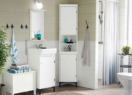 9 Ways To Make Your Old Bathroom New Again Bathroom Furniture