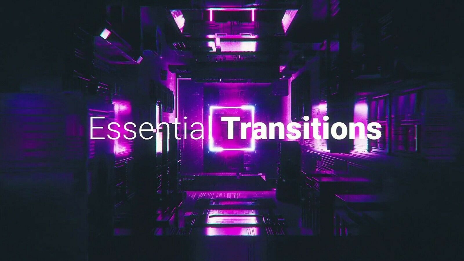 1400 Essential Transitions For After Effects! Titles