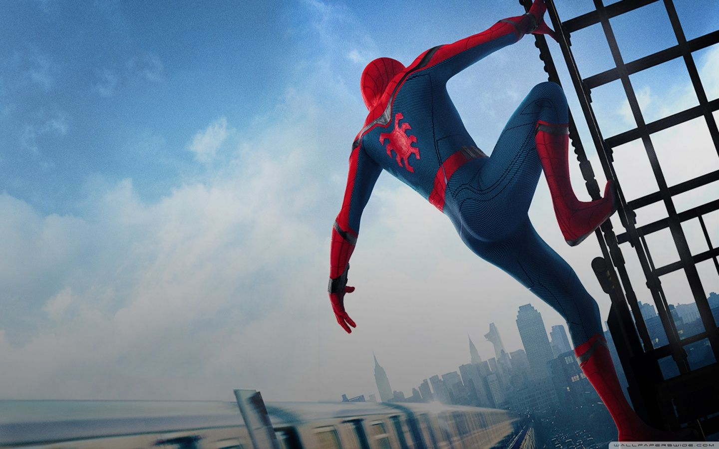 Spiderman Wallpaper Desktop Background Firefox Wallpaper Free Download Wallpapers Desktop Spiderman Spiderman Homecoming Avengers Wallpaper