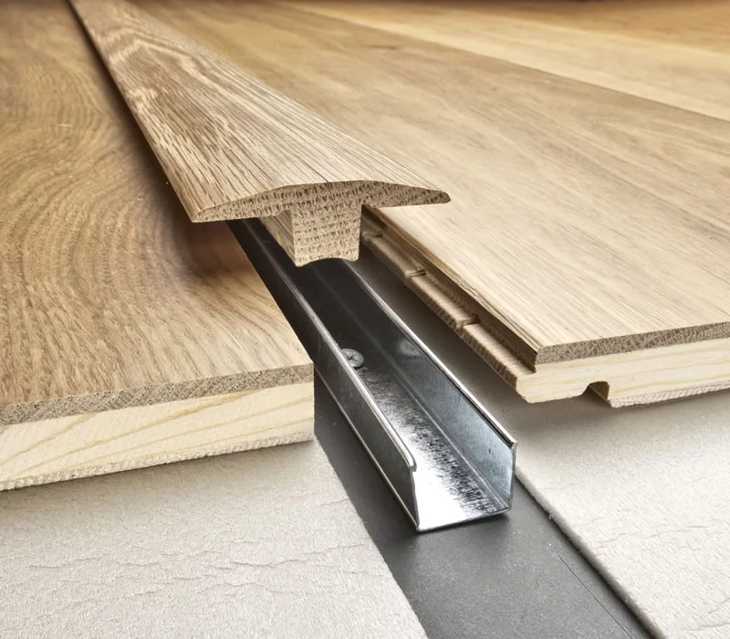 Kahrs Solid Wood Threshold Trim Is To Be Used Where A Wooden Floor Meets A Floor Of The Supportable Same Or Simila Engineered Wood Floors Wood Door Design Wood