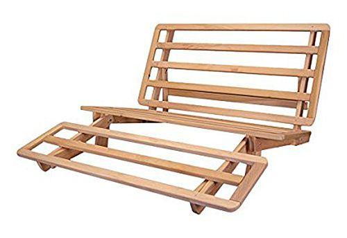 16 Different Types Of Futons Futon Frame Wood Futon Frame Futon