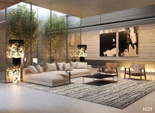 Loft Dezign Ark Beta Living Room Design Modern Modern Living Room Interior Home Room Design