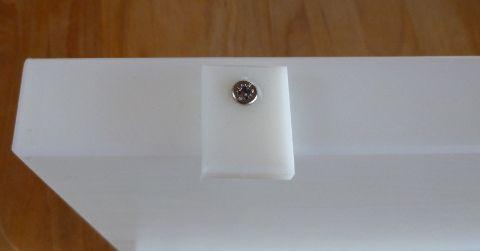 Fermi piccoli e ripiegabili - solo per taglieri rettangolari