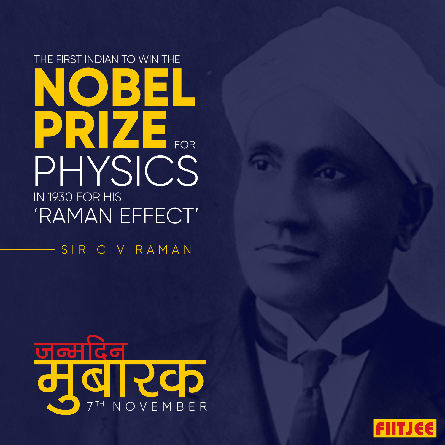 Remembering the Great Indian Physicist Sir C.V. Raman on
