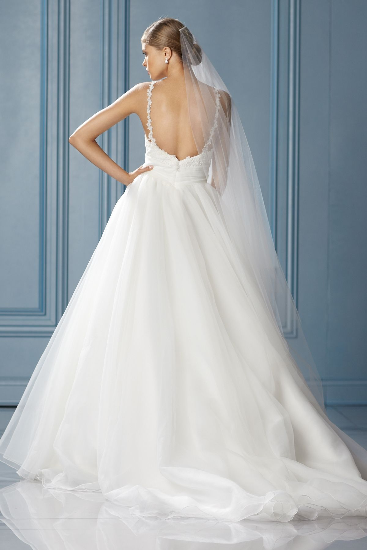 Wtoo by watters wedding dress megan stunning ballgown with
