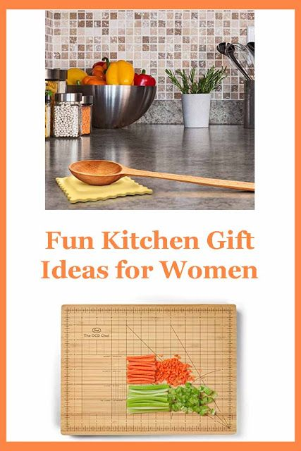 Fun Kitchen Ideas Can Make Top Gift Ideas For Women Cool Kitchen