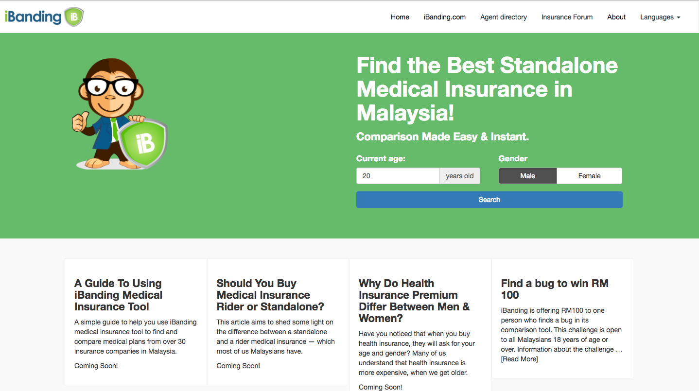 A Guide To Using Ibanding S Medical Insurance Tool Internet