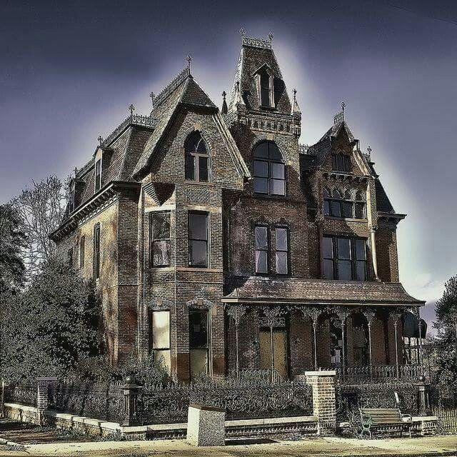 Abandoned House In Danville VA