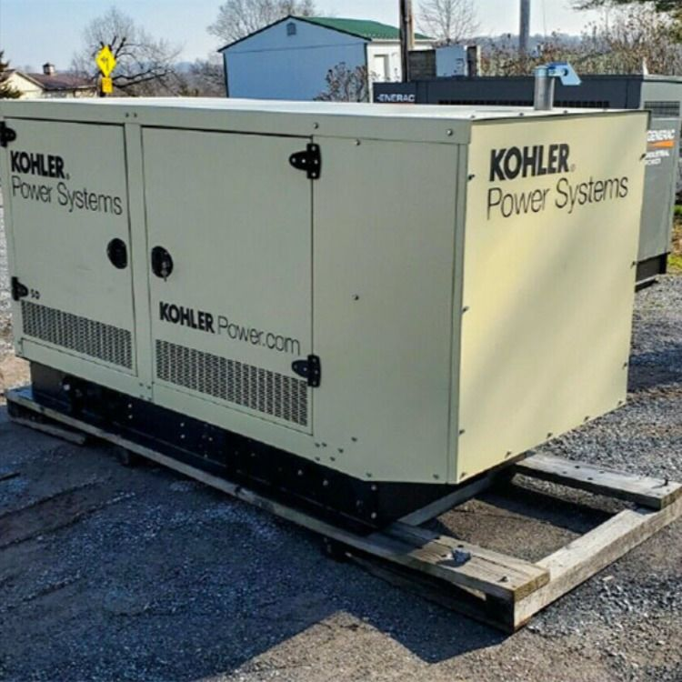 50kw Kohler Natural Gas In 2020 Generators For Sale Kohler Used Generators For Sale