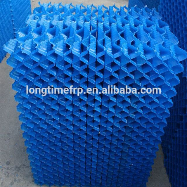 S Wave Packing Filter Cooling Tower Fills Pvc S Wave Filler For