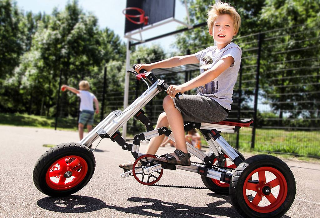 Infento Kits Lets Kids Build Their Own E Bikes Kids Bicycle